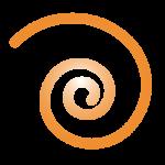Gina Niewodowski - Swirl Logo
